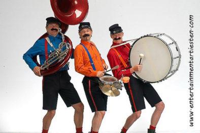 Looporkest – Straatmuzikanten