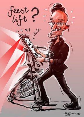 Sneltekenaar – Karikaturist – Portretknippen