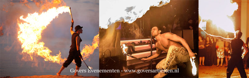 Fakir, vuurspuwer, vuuract, vuurspuwers, vuurvreter, vuur, vuurspuger, vuurshow, artiesten boeken, straattheater vuur, fire act, themafeest, vuurthema, oosters entertainment, Govers Evenementen