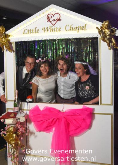 Huwelijksfeest entertainment