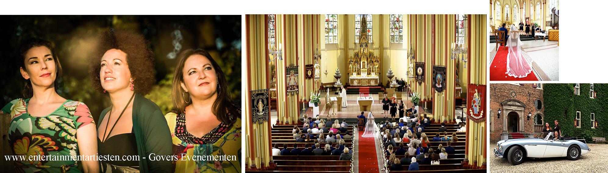 Wedding Delight, Wedding singers, Huwelijk muziek, muziektrio voor huwelijks ceremonie, trouwmuziek, trouwmuzikanten, kerstmuziek, kerkmuzikanten Govers Evenementen, www.goversartiesten.nl