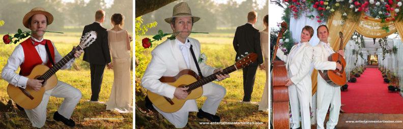 Valentijndag - Moederdag: Vrolijke liedjes en entertainment voor geliefden en verliefden Muzikant Muzikanten, themafeest, artiesten boeken, www.goversartiesten.nl