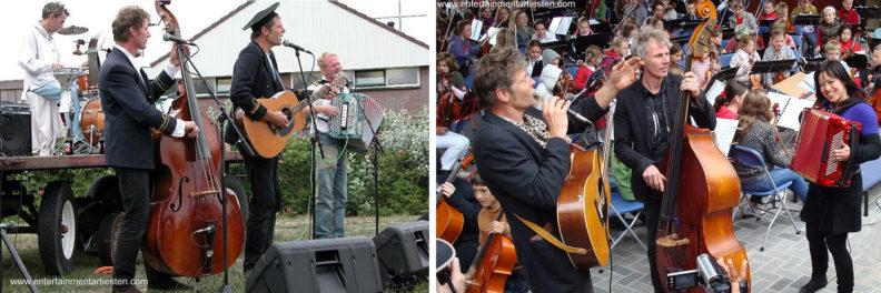 Muzikanten -bands : Virtuoze Matroze is Nautisch- & Maritiem muziek Entertainment voor festivals, kroegen en havenfeesten, bandje, muzikanten, straattheater, muziek op straat, havendagen, Govers Evenementen, www.goversartiesten.nl