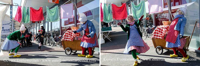 Schone was, theater act voor kinderen, Evenement organiseren, festival artiesten, beurs en promotie acts, entertainment, animatie acts, animatieact, Straattheater, straatartiesten, artiesten boeken, artiestenbureau, artiestenburo, themafeest, Govers Evenementen, www.goversartiesten.nl