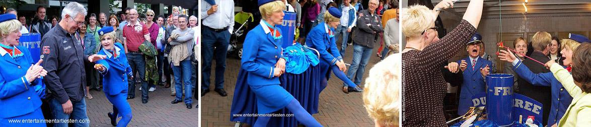 De Cabine act. Wie ooit wel eens gevlogen heeft herkent het meteen, verkoop aan boord. Acteur - typetje - animatieact, Govers Evenementen, www.goversartiesten.nl