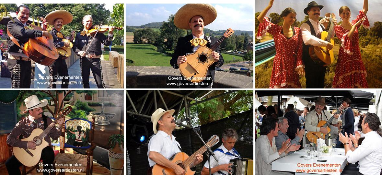 muzikant Corazon met vurige Spaanse rumba's, swingende Cubaanse son overgoten met een salsa van passionele Mexicaanse levensliederen, muzikant boeken, duo muzikanten, trio muziek, muzikantentrio, Spaanse muziek, Mexicaanse muziek, samba, Italiaanse muziek, thema feest, thema muziek, gitaar muziek, accordeon, Govers Evenementen, www.goversartiesten.nl