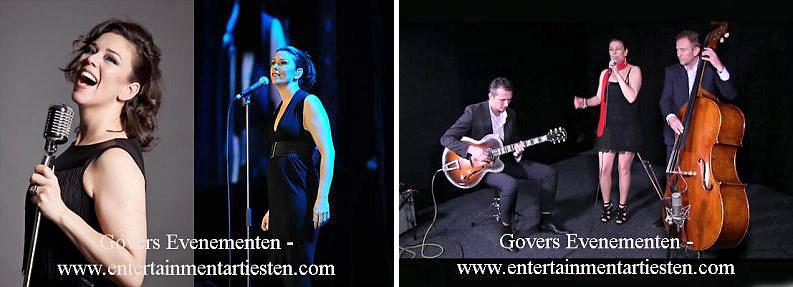 Jazztrio, achtergrondmuziek, jazzmuziek, muzikanten boeken, artiesten inhuren, muziektrio, muziek op feestje, artiesten boeken, Govers Evenementen, www.goversartiesten.nl