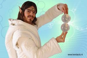 Kristallen bal jongleur, straattheater, jongleren, artiesten boeken, mobiele act, Govers Evenementen