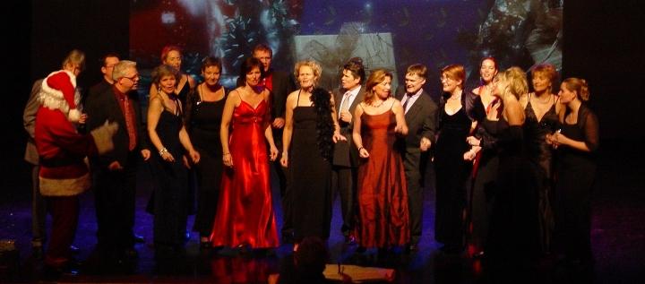 Groot A Capella koor, muziek, muzikanten, zangers, muziekgroep, Govers Evenementen, www.goversartiesten.nl